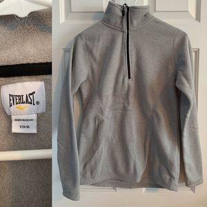 Woman's 1/4 Zip Fleece Sweater